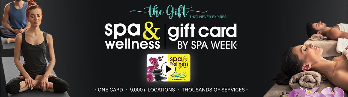 Shop SpaWeek Gift Cards