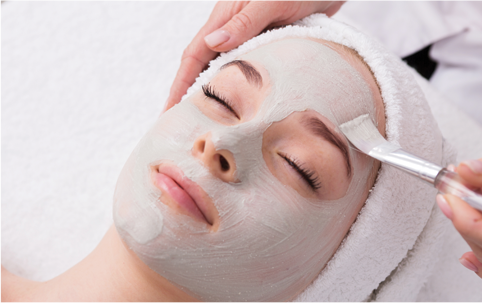 Fungi Facials - treatment trend